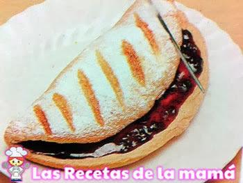 Receta de Tortilla soufflé dulce