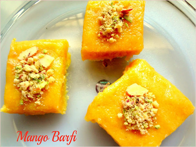 burfi with paneer
