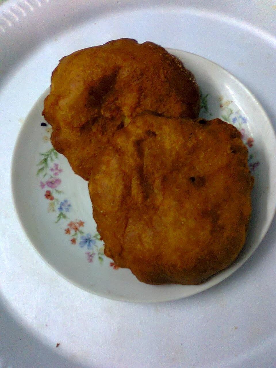 Potato Fritters/Aloo Bonda/Bengali Aloor Chop.