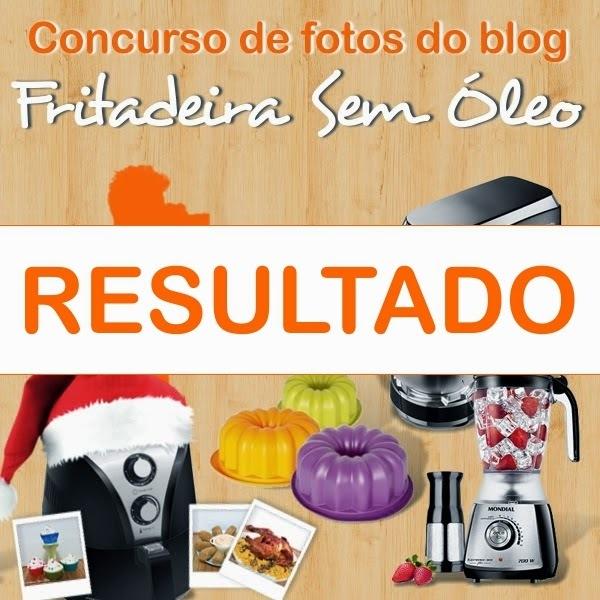 Resultado: Concurso de Fotos blog Fritadeira Sem Óleo