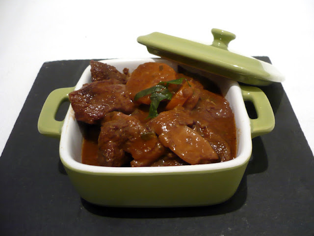 boeuf bourguignon traditionnel marmiton