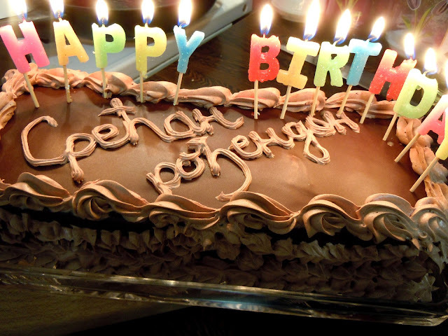 Skoro boboš torta