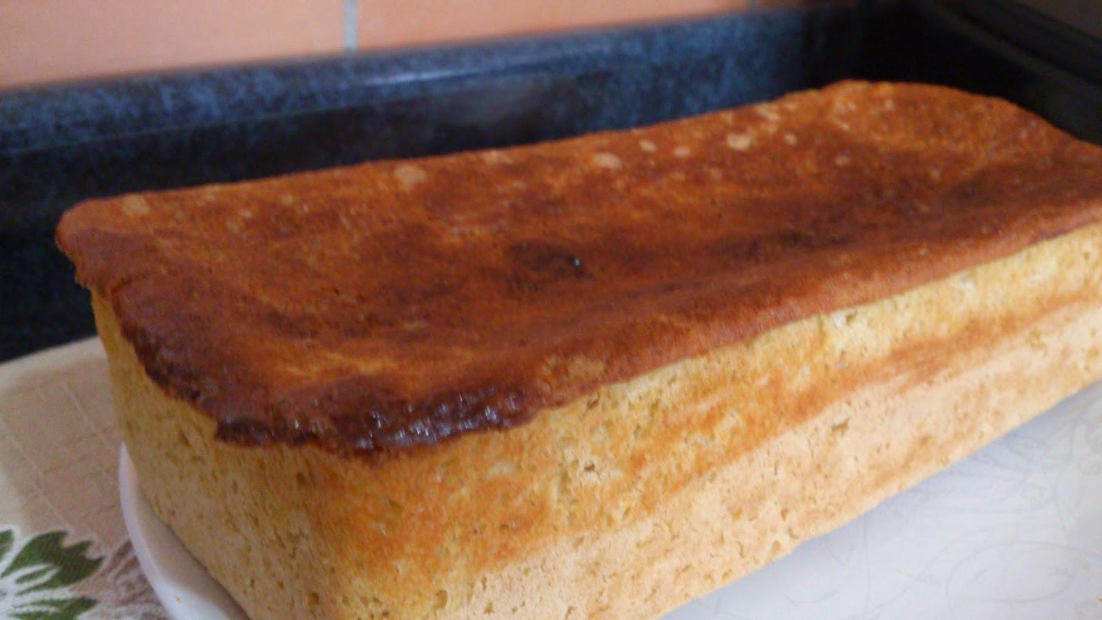 Pão de mandioca com passas e gooji berry