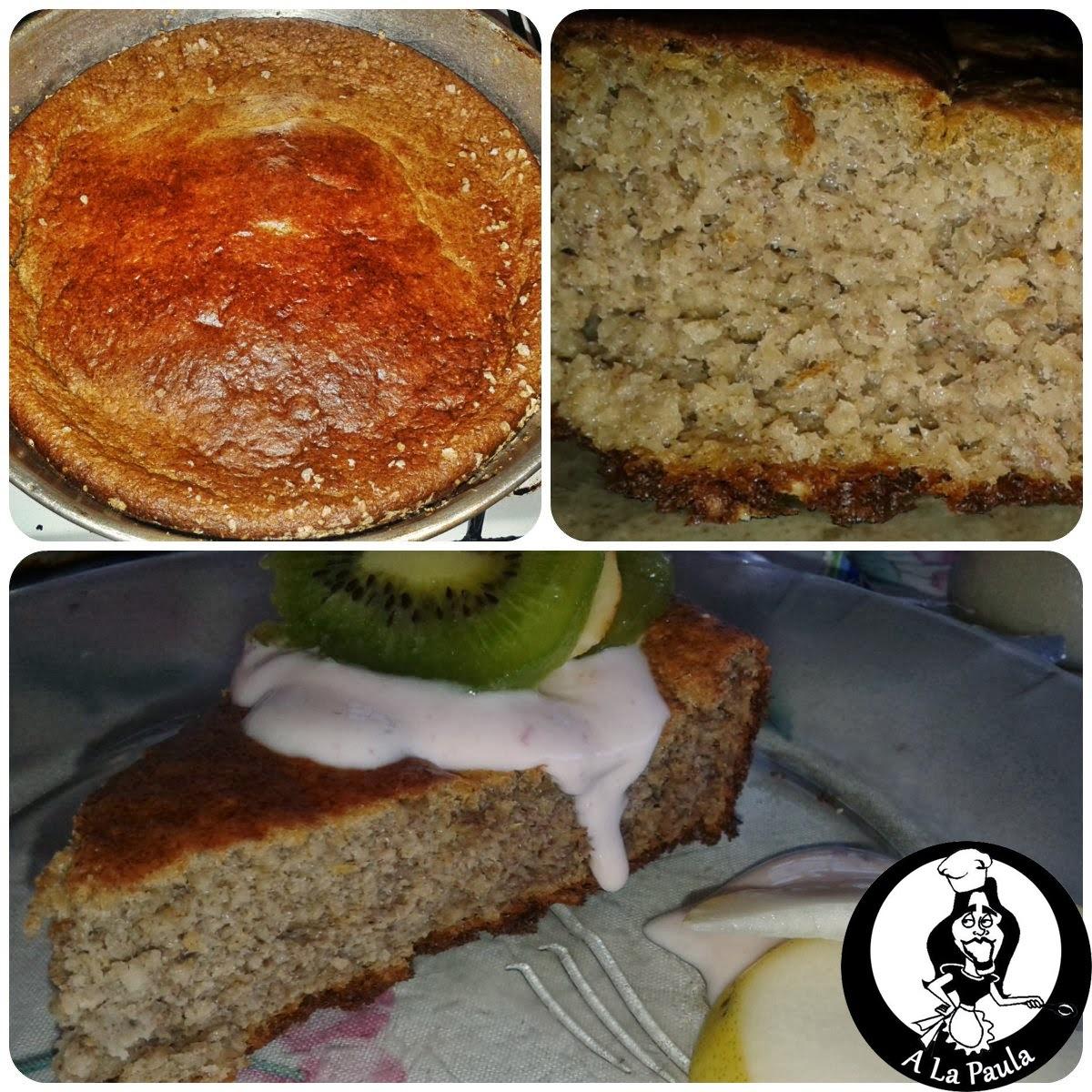 Torta Milagrosa en A la Paula!!!!!