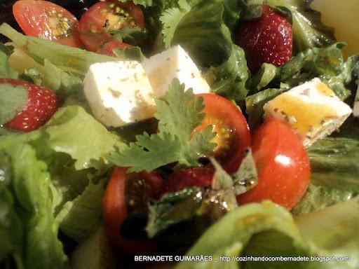 como fazer cerejas frescas em calda