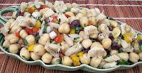 Salada de Grão de Bico 10
