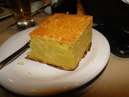 de sopa paraguaia de milho verde em lata