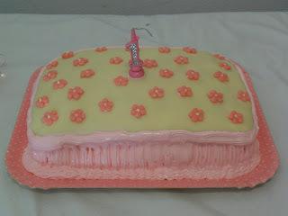 como fazer um bolo de aniversario de 3 kilos