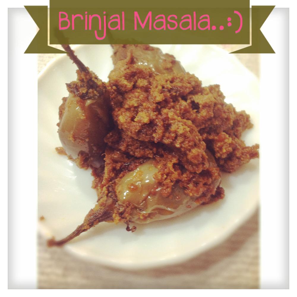 +Baigan/Brinjal/ Eggplant Masala(curry).