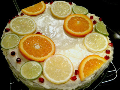 annabel langbein orange cake