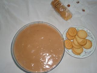 bolacha maria nescau leite condensado e creme de leite