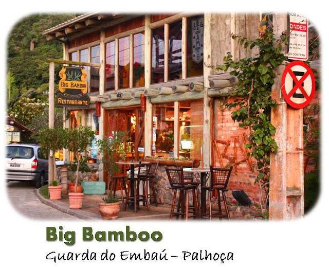 Big Bamboo: Fugindo do agito da vida moderna