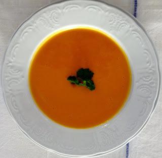 Auyama y Mandarina