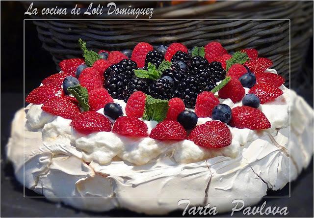 Tarta  Pavlova