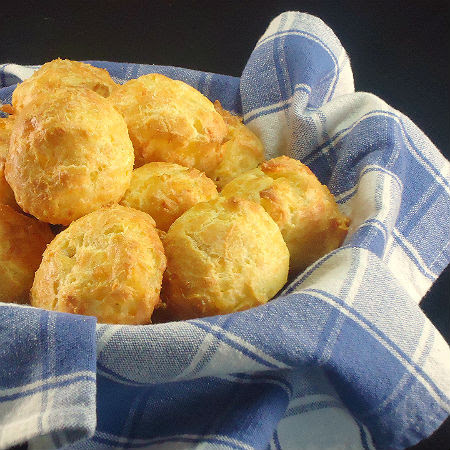 Gougères - Cheese Puffs
