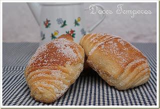 bolos simples com recheio de massa folhada