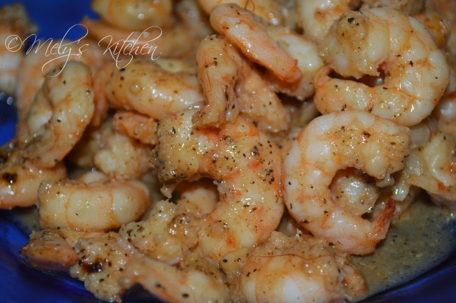 Peppered Shrimps
