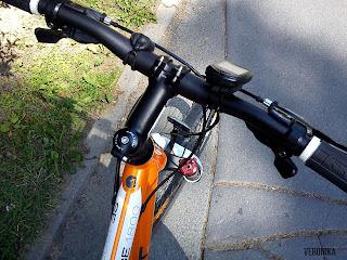 15. června 2013 : Další cyklovýlet, jídlo + recept na jednoduchý karobový lívanec