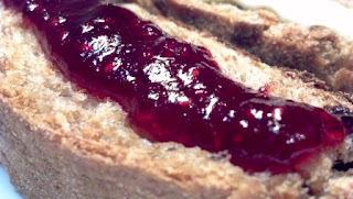Pão integral de granola caseiro