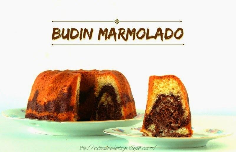 BUDIN MARMOLADO