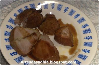 Carne de Javali e Lançamento  Mococa