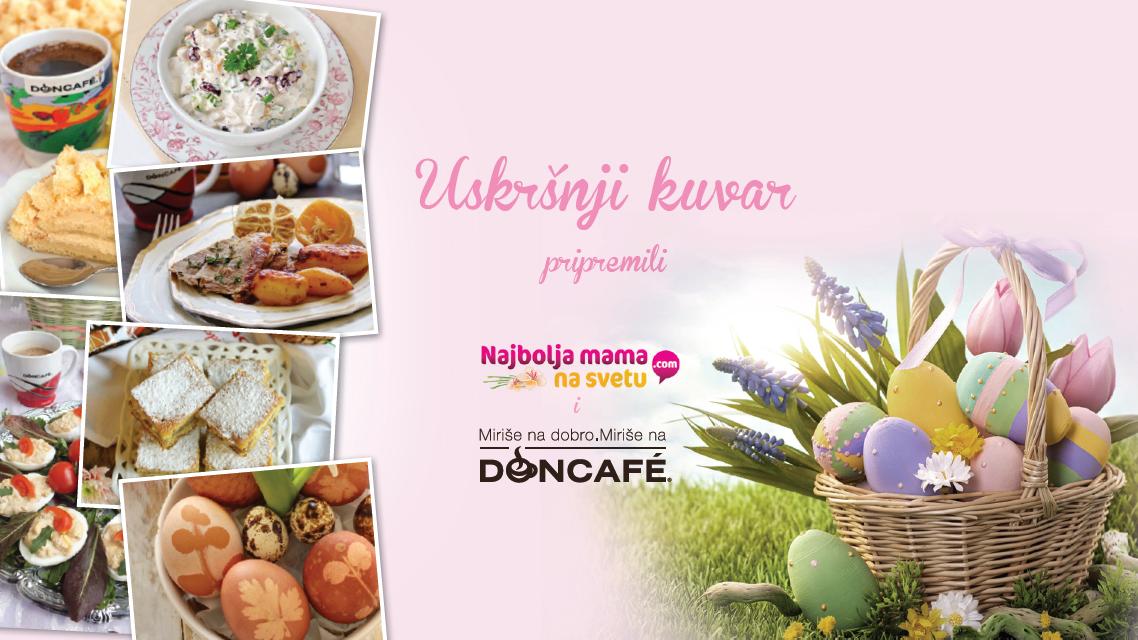 Reforma Torta-Uskršnje Izdanje Doncafe Uskršnji Kuvar