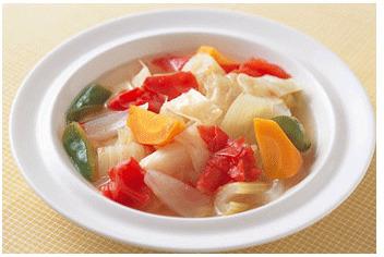 Sopa emagrecedora – receita japonesa