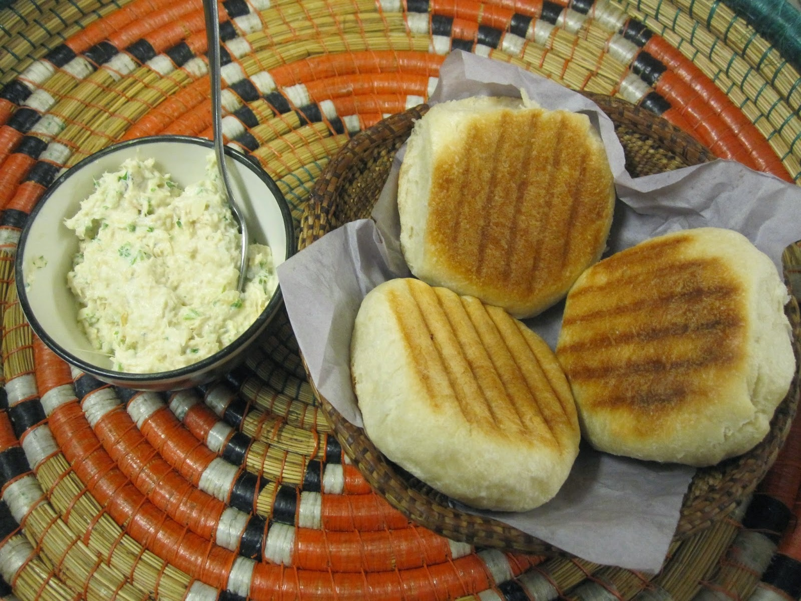 Smoked Fish Paté and Roosterkoek (Grill Cakes) Recipes
