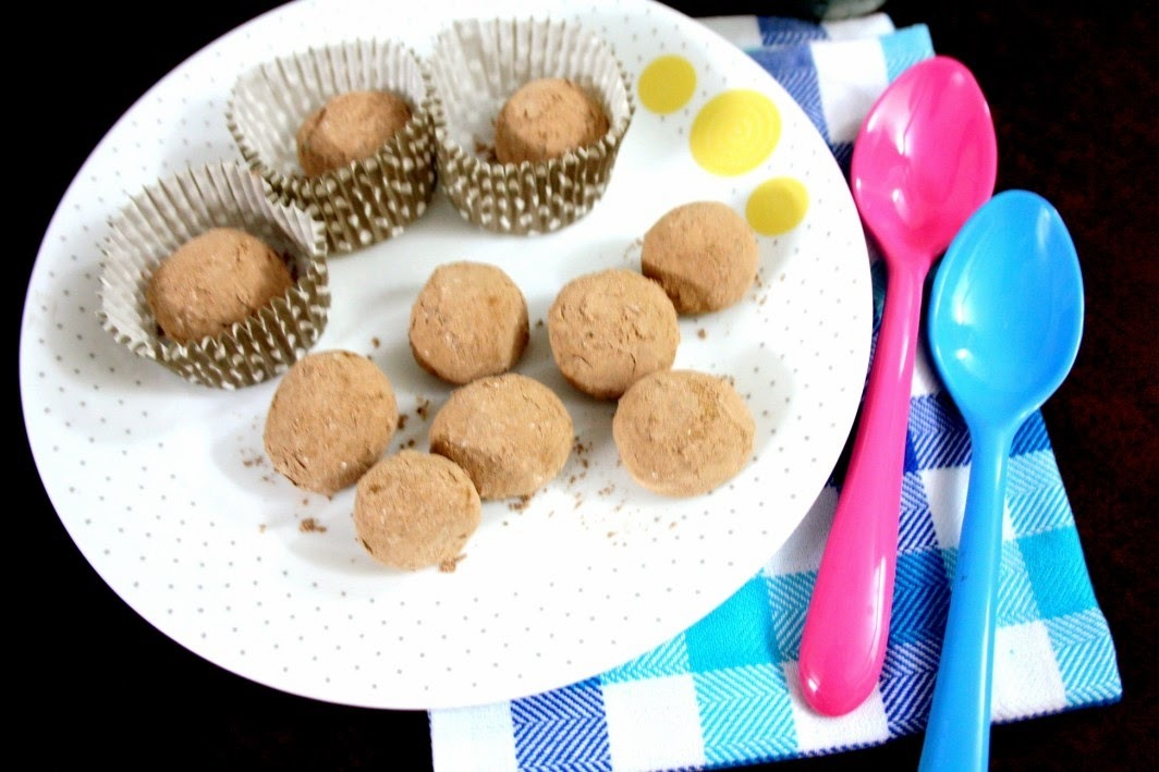 Brigadeiro | How to make Brazilian Chocolate Fudge Truffles ~ B for Brazil