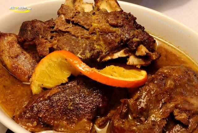 como preparar carne de veado
