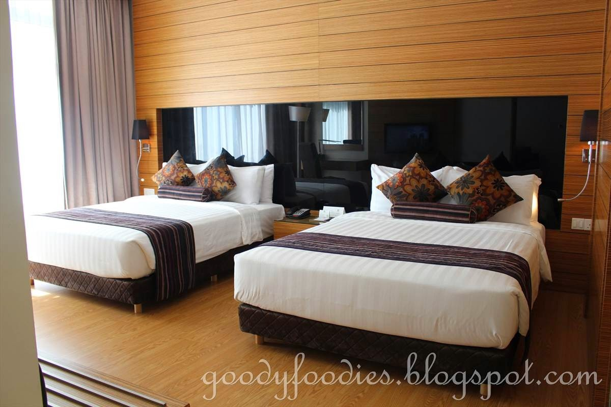 Hotel Review: Best Western Premier Dua Sentral, Kuala Lumpur
