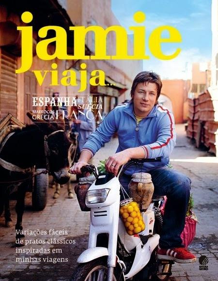 Livro de Culinária: Jamie Viaja