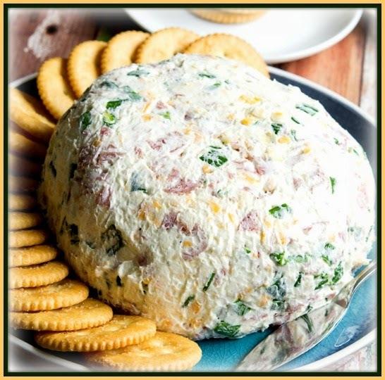 Bola de queijo cm salame