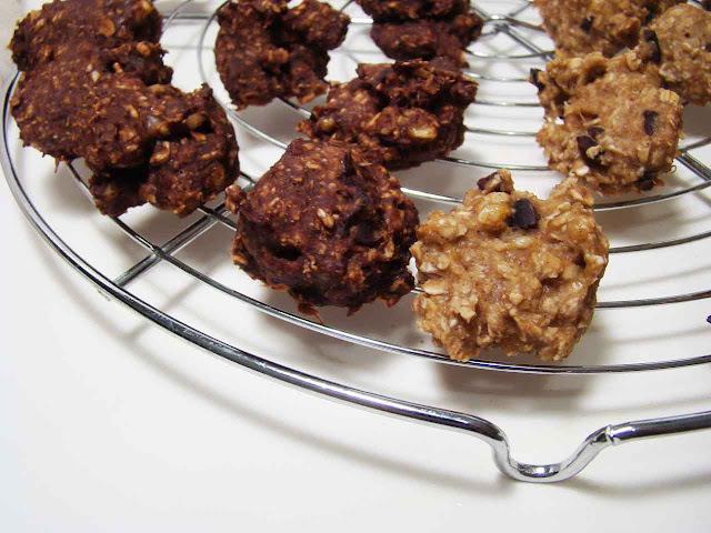 Cookies de Banana y Avena... solo 2 ingredientes