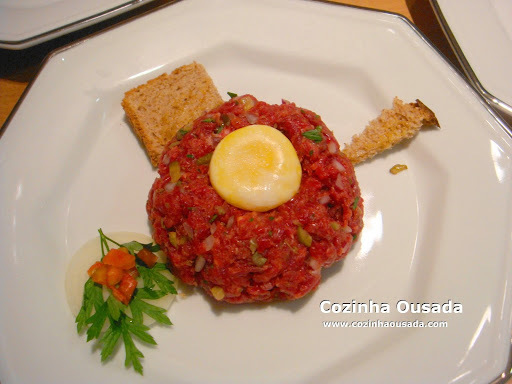 Steak Tartar alla Carvalheiro