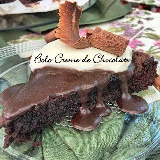 creme de manteiga para bolo de chocolate