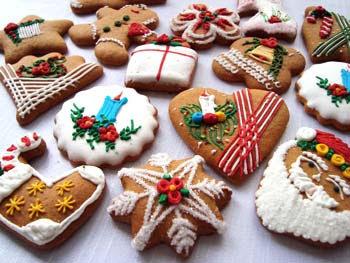 Bolachinhas de Natal - receitas natalinas