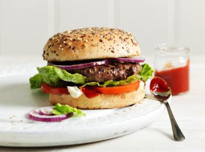 Como fazer Hambúrguer Caseiro Rápido