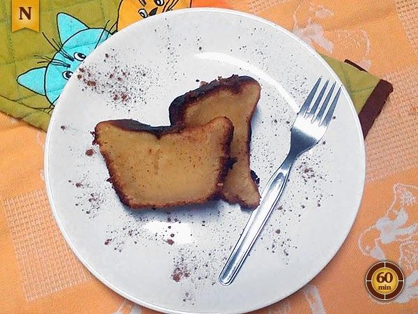 bolo laranja dois ovos 2 laranjas inteiras