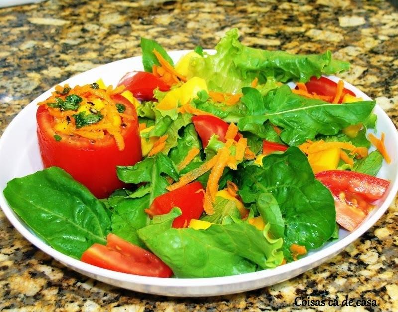 quantidade de salada de folhas por pessoa