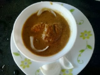 paplet curry in marathi