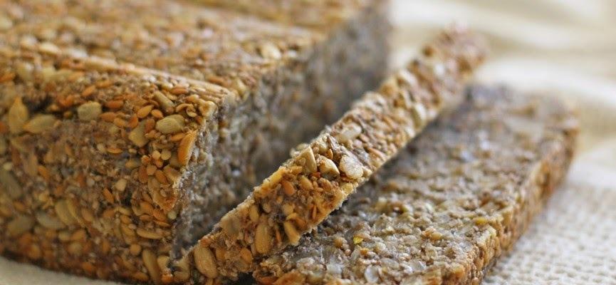 pao de farinha de arroz e farinha de quinua
