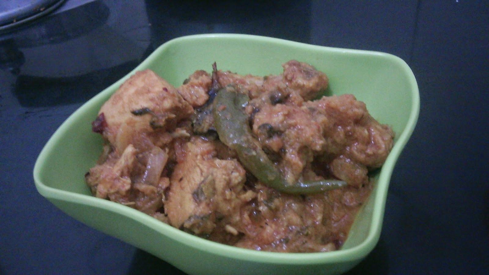 Picnic Chicken ( Picnic er Murgi )