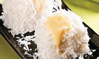 cuscuz de tapioca com leite de coco
