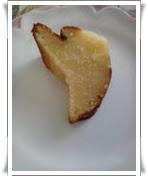 Bolo de Mandioca feito pela M. Elisa
