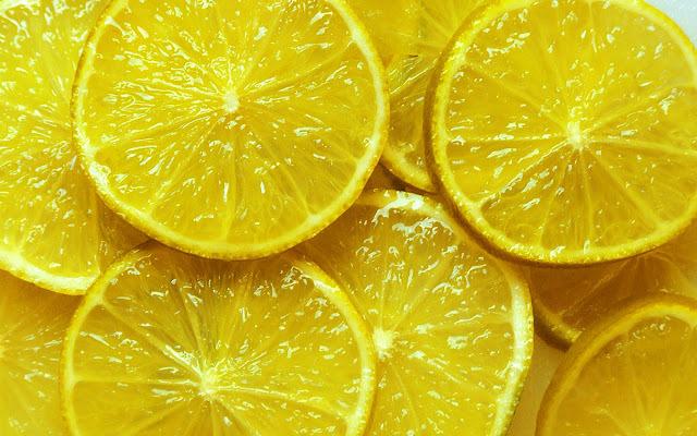 Cobertura Para Bolo - Sabor Limão e Laranja