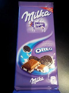 Mousse chocolat Oreo