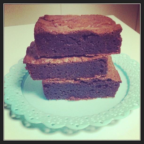 O novo aroma da minha casa - Brownie
