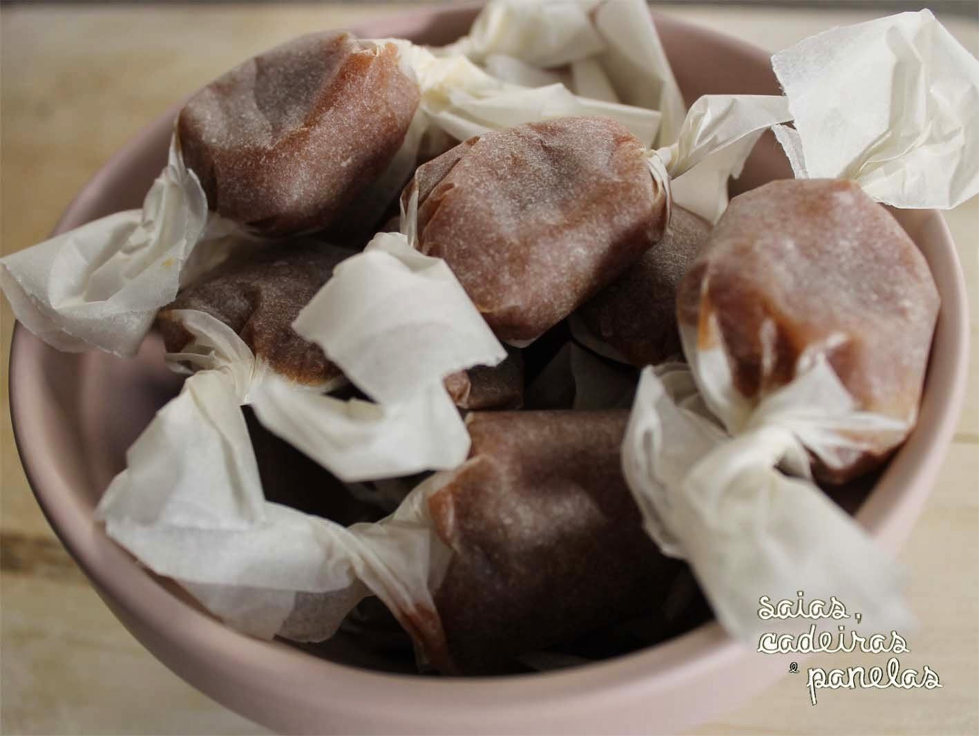 Bala de Caramelo que Derrete na Boca, O Difícil é Não Comer Tudo de Uma Vez!