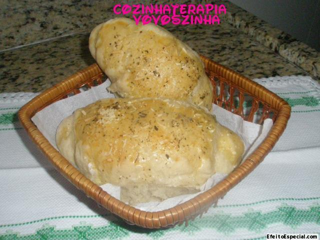 Pão (tipo Subway)